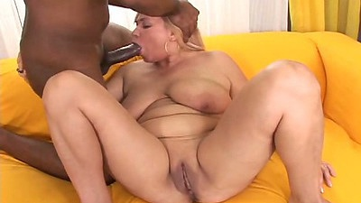 Venuse bbw interracial blowjob