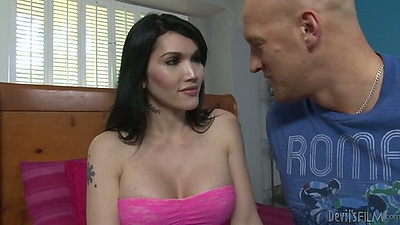 Eva Lin and Christian XXX transsexual asian lady boy