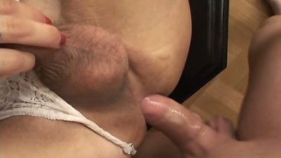 Anal transsexual fuck