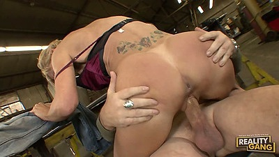Cowgirl humping on dick milf Cameron V