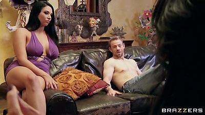 Milf lesbian latina wife stories sex with Ava Addams and Missy Martinez