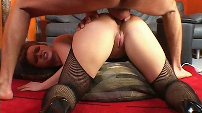 Anal fucking with horny slut Katja Kassin and Alex