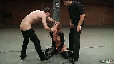 Maddy O rough sex and gets used for sex for sex