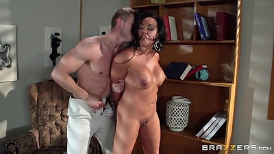 Asian milf Rio Lee needs some sex to fix her life