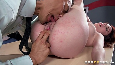 Fingering and reverse blowjob from not safe for work sex Ashley Graham