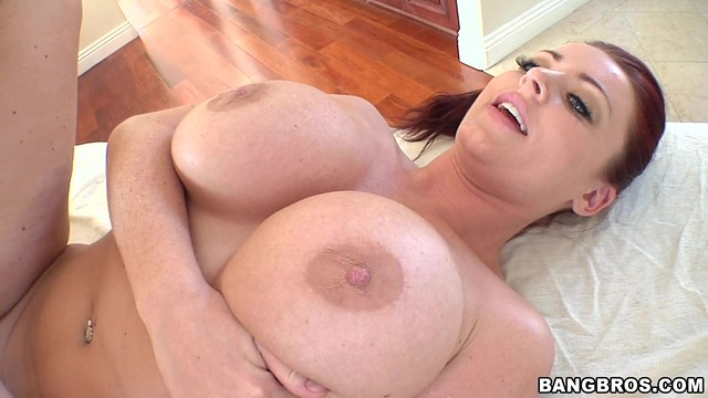 Oil massage big boobs nude picture 612